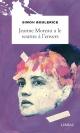 Couverture : Jeanne Moreau a le sourire à l'envers Simon Boulerice