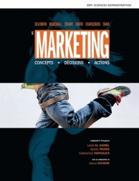 Vignette du livre Marketing (Le): concepts, décisions, actions
