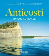 Anticosti, unique au monde