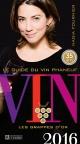 Couverture : Le guide du vin Phaneuf 2016 Nadia Fournier
