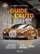 Couverture : Le guide de l'auto 2017 Denis Duquet, Gabriel Gélinas, Marc Lachapelle, Daniel Melançon