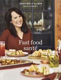Vignette du livre Fast food santé