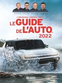 Vignette du livre Le guide de l'auto 2022