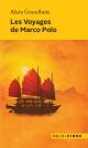 Couverture : Voyages de Marco Polo (Les) Alain Grandbois