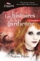 Couverture : Les histoires de la gardienne T.2 : Le cimetière Nadine Poirier