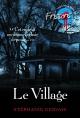 Couverture : Le village Stéphanie Gervais