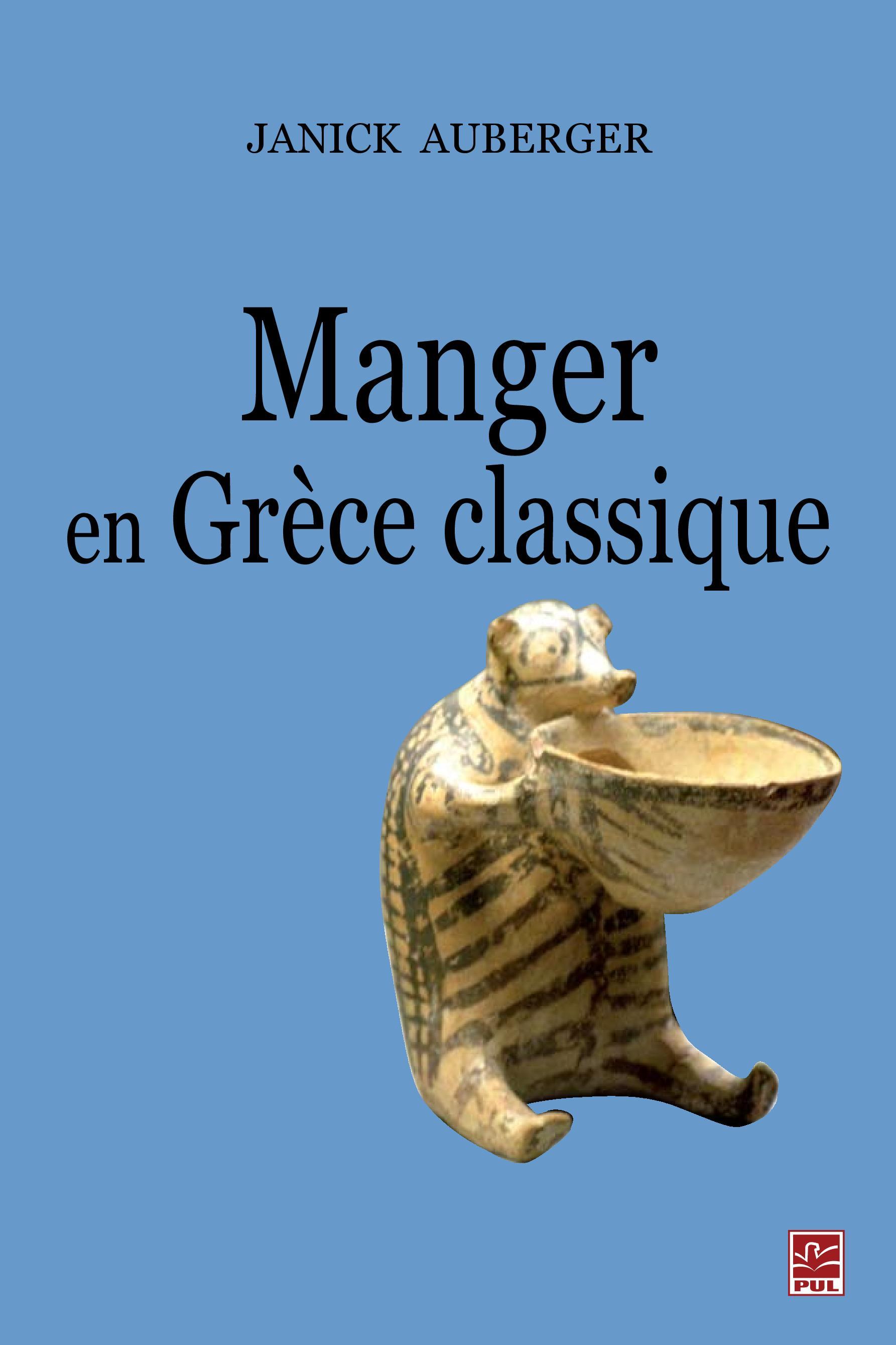 Manger en Grèce classique