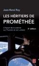 Couverture : Les héritiers de Prométhée: l' impact de la science sur l'humain Jean-rené Roy
