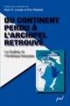 Couverture : Du continent perdu a l'archipel retrouvé Éric Waddell, Dean R. Louder