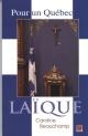 Couverture : Pour un Québec laïque Caroline Beauchamp