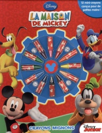 Vignette du livre Disney:Mickey Mouse Club House