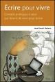 Couverture : Écrire pour vivre Jean-benoît Nadeau
