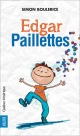 Couverture : Edgar Paillettes Simon Boulerice