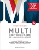 Couverture : Multidictionnaire de la langue française 6e édition Marie-Éva De Villers