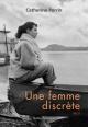 Couverture : Une femme discrète Catherine Perrin