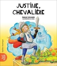 La classe de madame Isabelle T.1 : Justine, chevalière