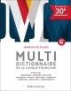 Couverture : Multidictionnaire de la langue française. Éd. spéciale 30 ans Marie-Éva De Villers
