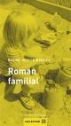 Couverture : Roman familial Maxime Olivier Moutier