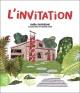 Couverture : L'invitation Virginie Egger, Rhéa Dufresne
