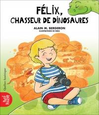 La classe de madame Isabelle T.4 : Félix, chasseur de dinosaures
