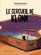 Couverture : Le cercueil de Klonk François Gravel