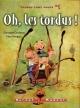 Couverture : Tordus tout court T.1 :Oh, les tordus! Marc Mongeau, Christiane Duchesne