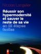 Couverture : Réussir son hypermodernité et sauver le reste de sa vie Nicolas Langelier