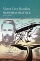 Couverture : Monsieur Melville Victor-lévy Beaulieu