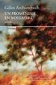 Couverture : Un promeneur en novembre Gilles Archambault