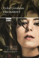 Couverture : Testament Vickie Gendreau