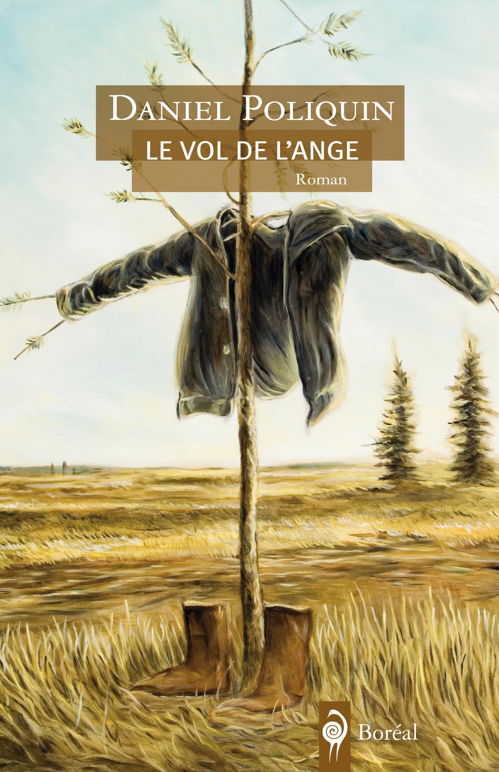 Couverture : Vol de l'ange (Le) Daniel Poliquin