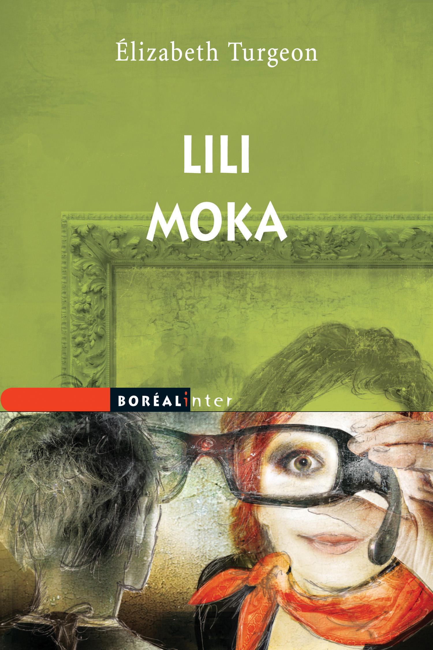 Couverture : Lili Moka Élizabeth Turgeon