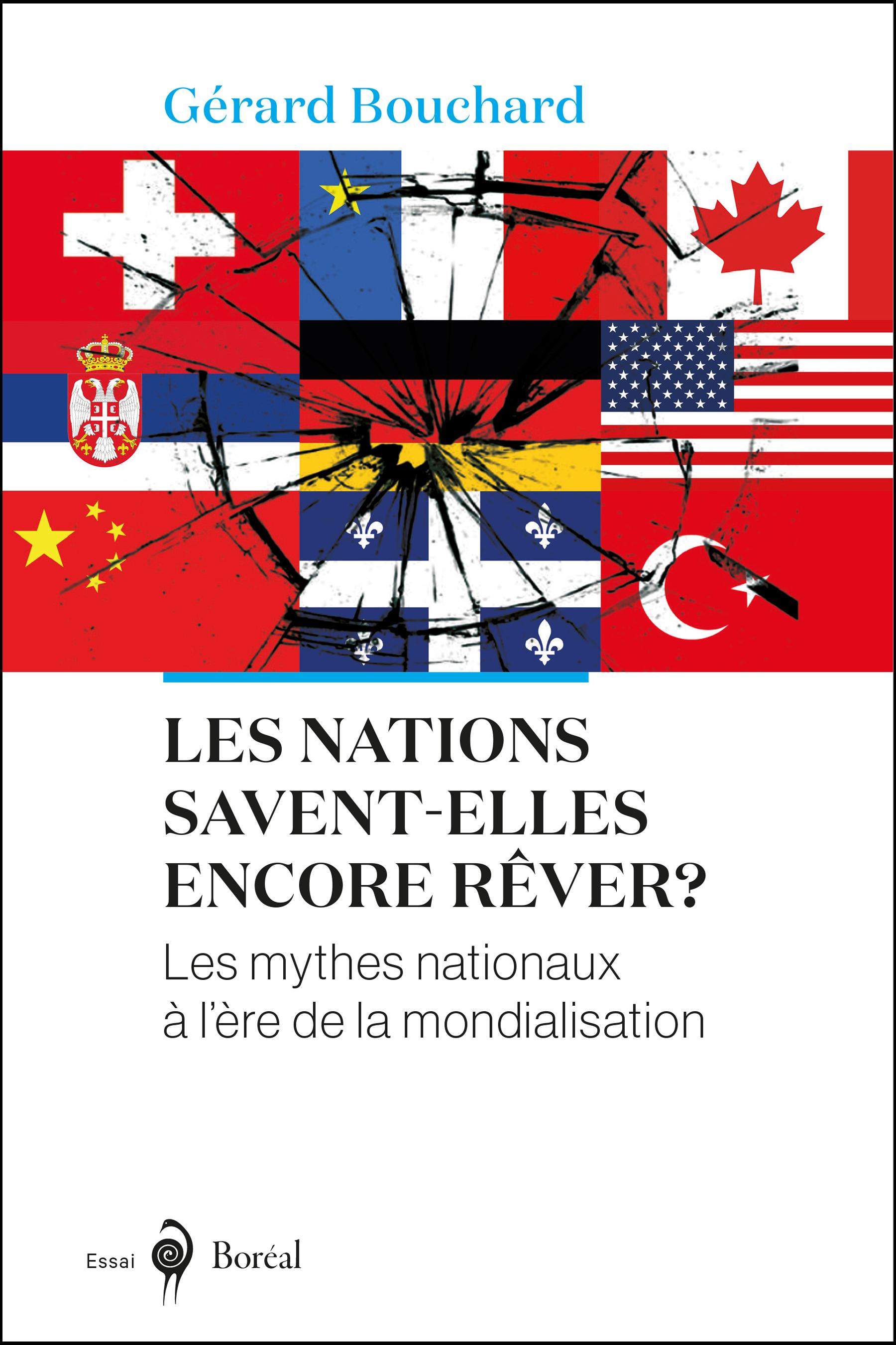 Couverture : Les nations savent-elles encore rêver? Gérard Bouchard