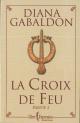 Couverture : Le chardon et le tartan T.05 La croix de feu Partie 2 Diana Gabaldon