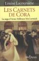 Couverture : Anne Stillman T.03 Les carnets de Cora Louise Lacoursière