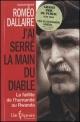 Couverture : J'ai serré la main du diable Roméo Dallaire