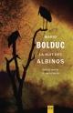 Couverture : La nuit des albinos Mario Bolduc