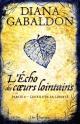 Couverture : Écho des coeurs lointains (L'): Partie 2- Les fils de la liberté Diana Gabaldon