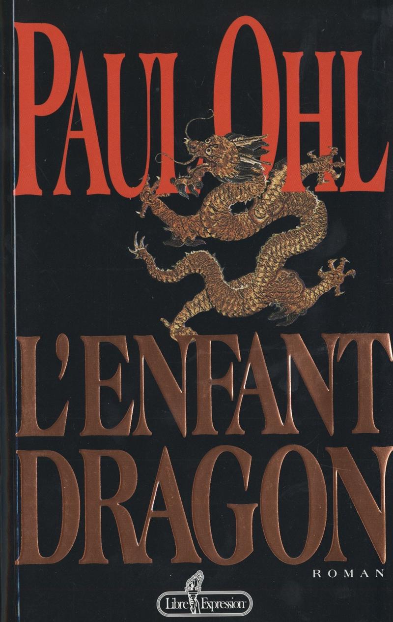 Couverture : L'enfant dragon Paul Ohl