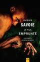 Couverture : Le fils emprunté : une enquête de Jérôme Marceau Jacques Savoie
