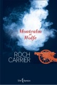 Couverture : Montcalm et Wolfe Roch Carrier