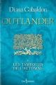 Couverture : Outlander T.4: Les tambours de l'automne Diana Gabaldon