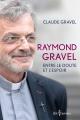 Couverture : Raymond Gravel : entre le doute et l'espoir Claude Gravel
