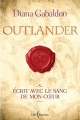 Couverture : Outlander T.8: Écrit avec le sang de mon coeur, partie 1 Diana Gabaldon