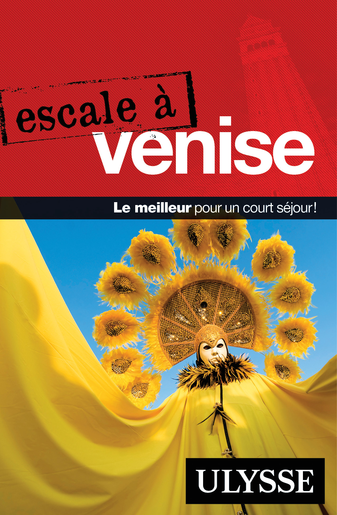 Couverture : Escale à Venise