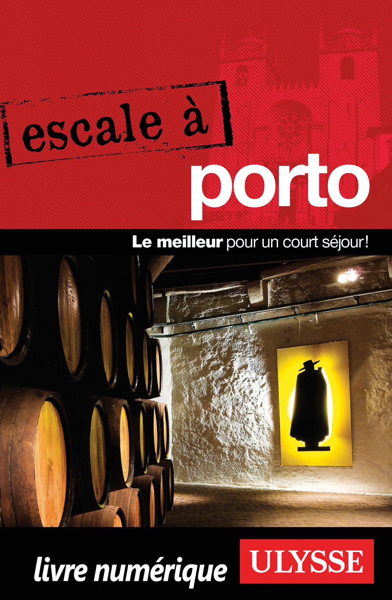 Couverture : Escale à Porto Marc Rigole