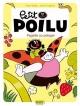 Couverture : Petit Poilu T.3 : Pagaille au potager