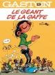 Couverture : Gaston T.13 : Le géant de la gaffe André Franquin