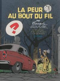 Spirou et Fantasio H.S.: La peur au bout du fil