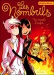 Couverture : Les nombrils T.5 : Un couple d'enfer  Delaf, Maryse Dubuc